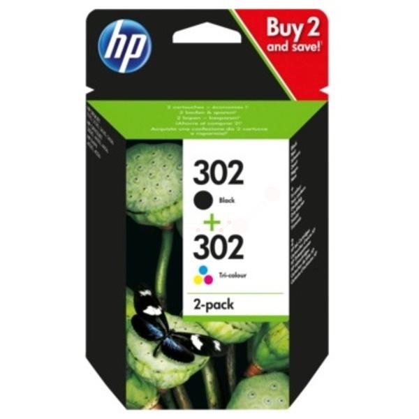 HP 302 MultiPack Tinte