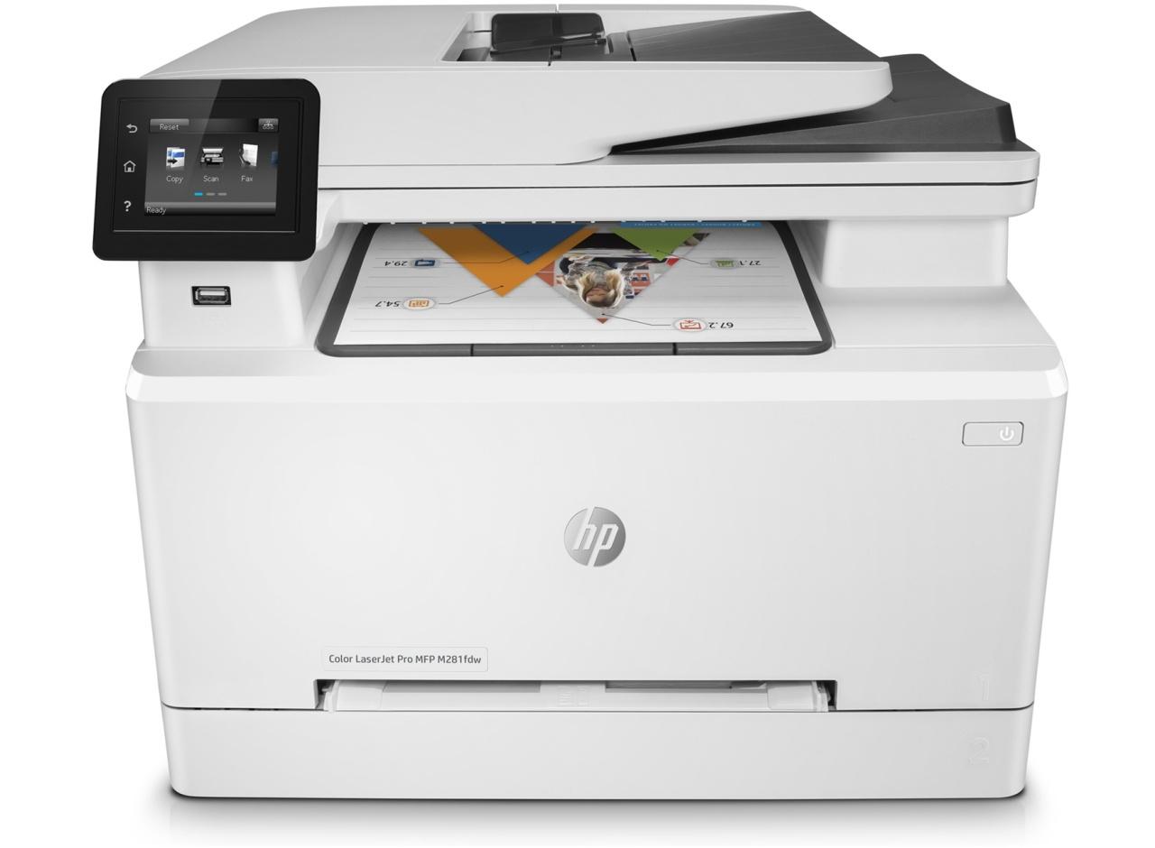 HP Color LaserJet Pro-MFP M281fdw 4-in-1 Farblaserdrucker