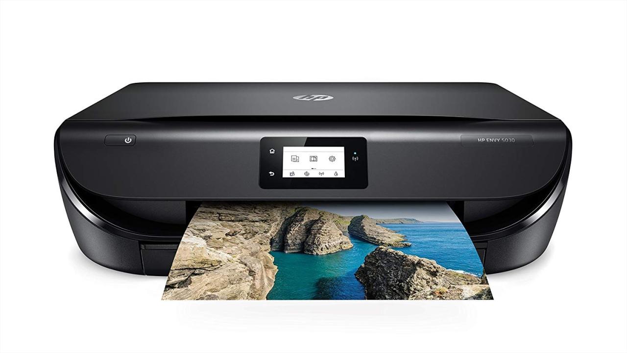 HP ENVY 5030 All-in-One Multifunktionsdrucker