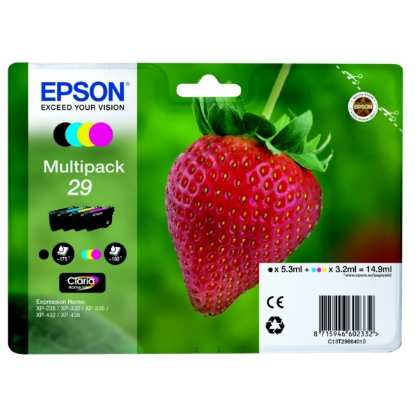 Epson 29 MultiPack Tinte
