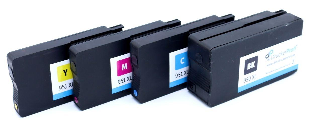 Kompatibel zu HP 950XL/951XL MultiPack Tinte