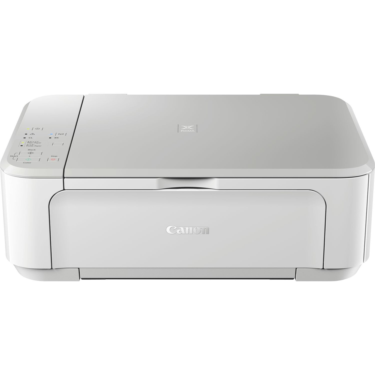 Canon PIXMA MG3650 Tinten-Multifunktionsdrucker, weiß