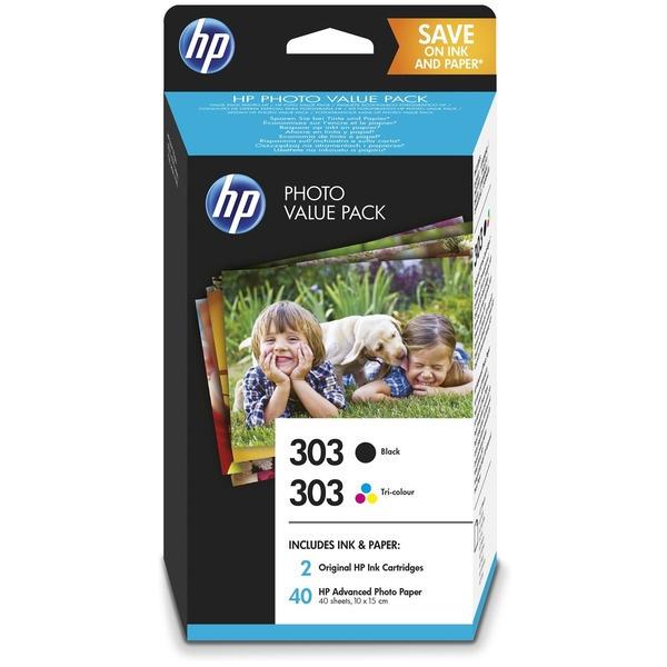 HP 303 MultiPack Tinte
