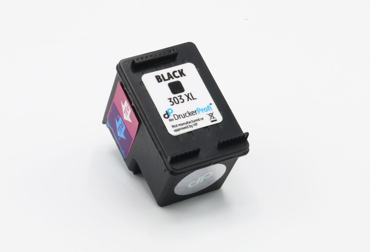 Kompatibel zu HP 303XL Tinte schwarz 12 ml