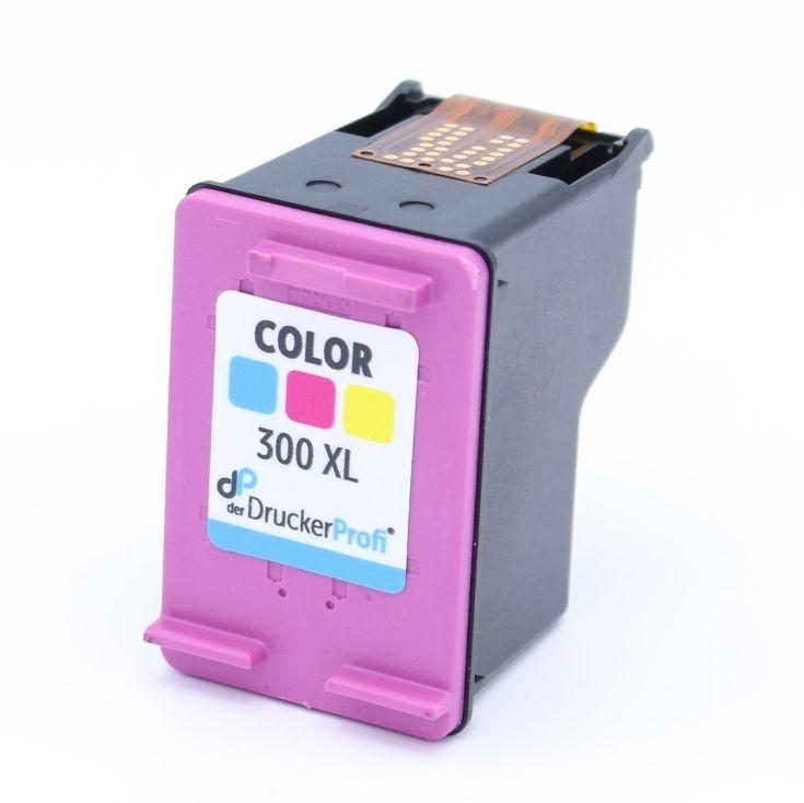 Kompatibel zu HP 300XL Tinte 11 ml