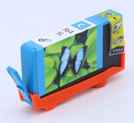 Kompatibel zu HP 364XL Tinte cyan 6 ml