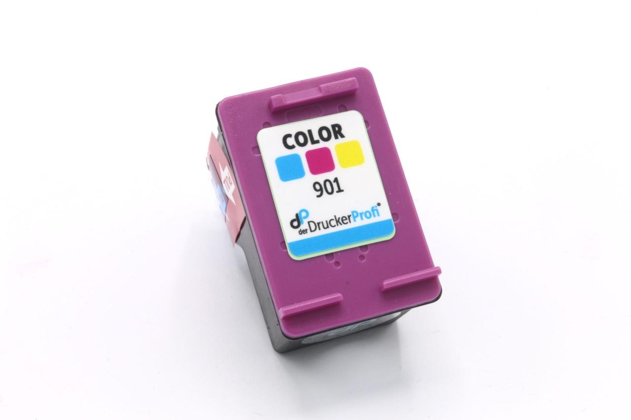 Kompatibel zu HP 901 Tinte color 9 ml
