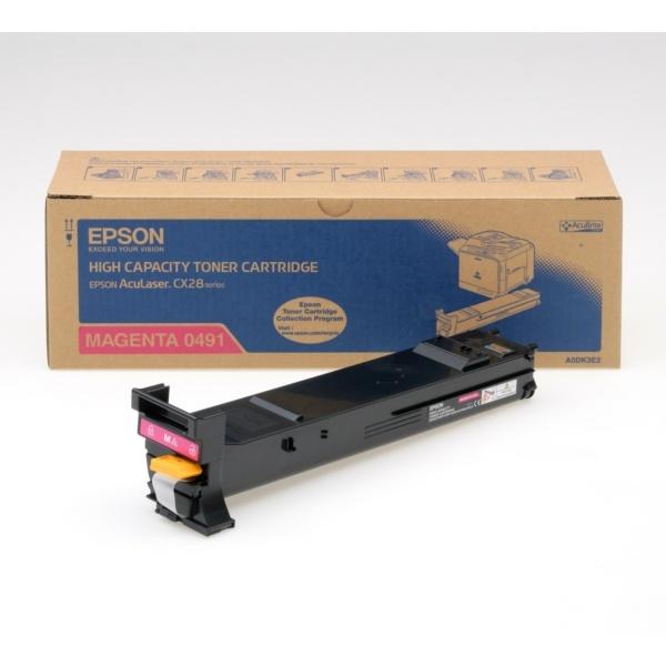Epson 0491 Toner magenta