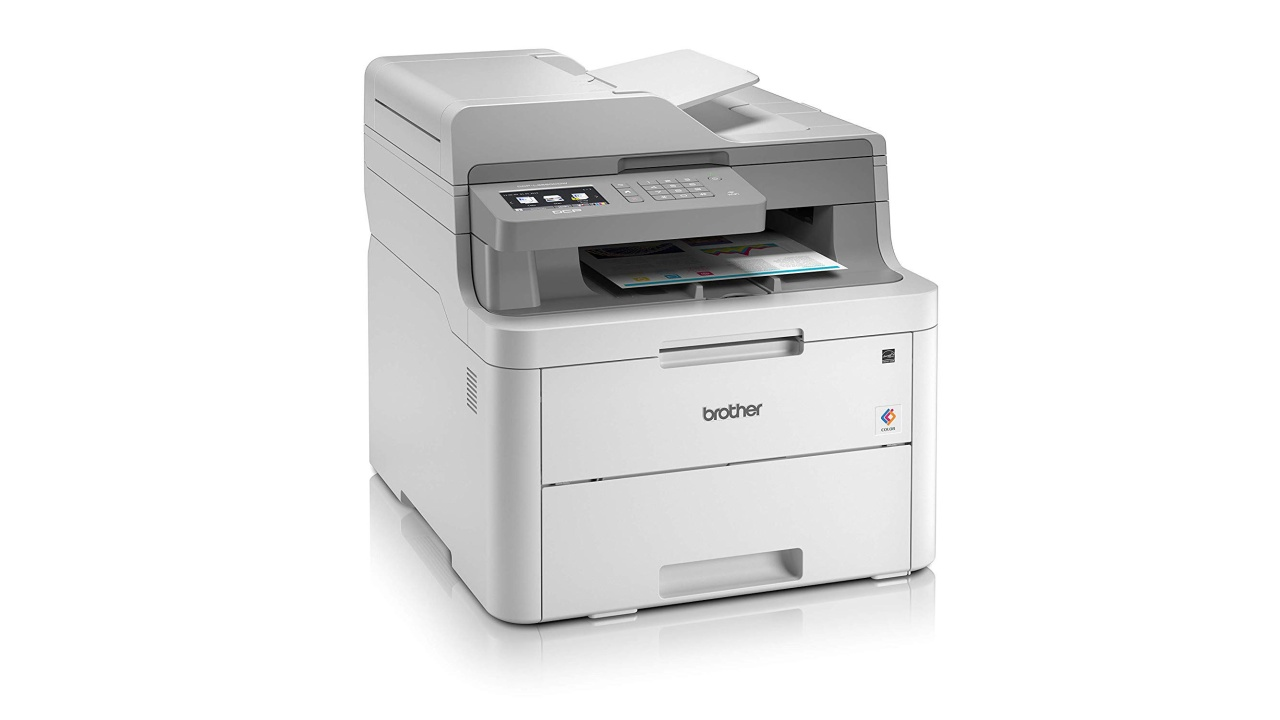 Brother DCP-L3550CDW 3-in-1 Farblaser-Multifunktionsdrucker