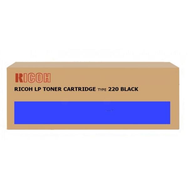 Ricoh Tonerkartusche schwarz  403074