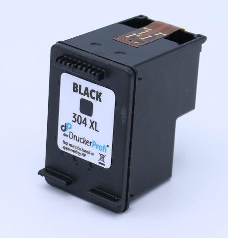 Kompatibel zu HP 304XL Tinte schwarz 5,5 ml