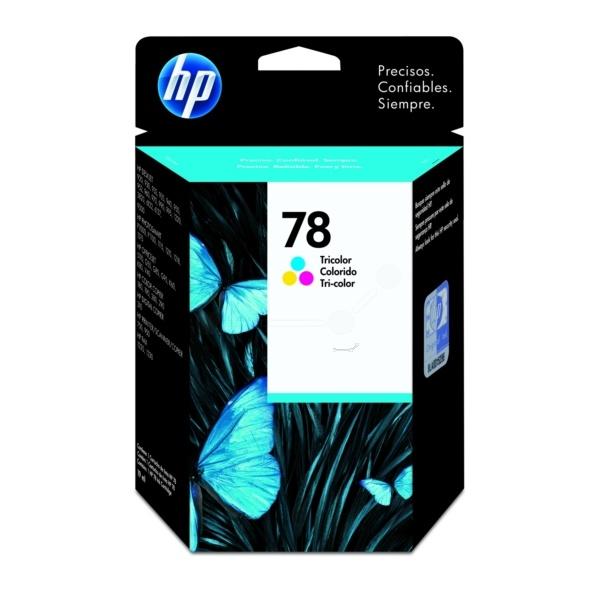 HP 78 Tinte 19 ml