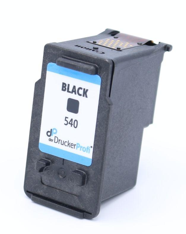 Kompatibel zu Canon PG-540 Tinte schwarz 8 ml