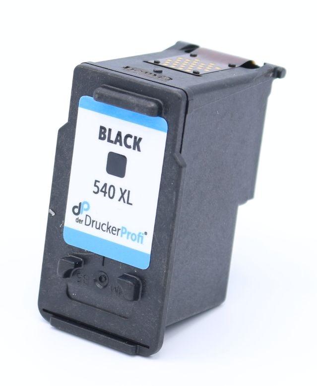 Kompatibel zu Canon PG-540 XL Tinte schwarz 21 ml
