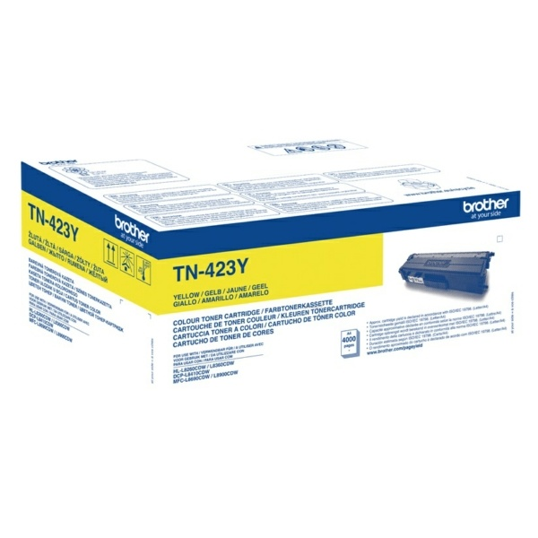 Brother TN423Y Toner gelb