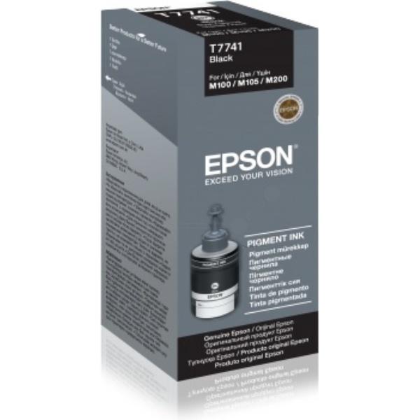 Epson T7741 Tinte schwarz 140 ml