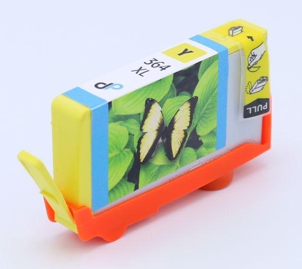 Kompatibel zu HP 364XL Tinte gelb 6 ml