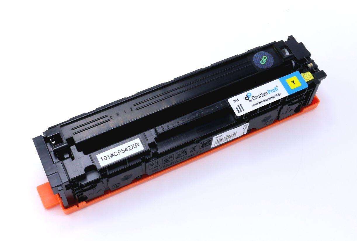 Kompatibel zu HP 203X Toner gelb
