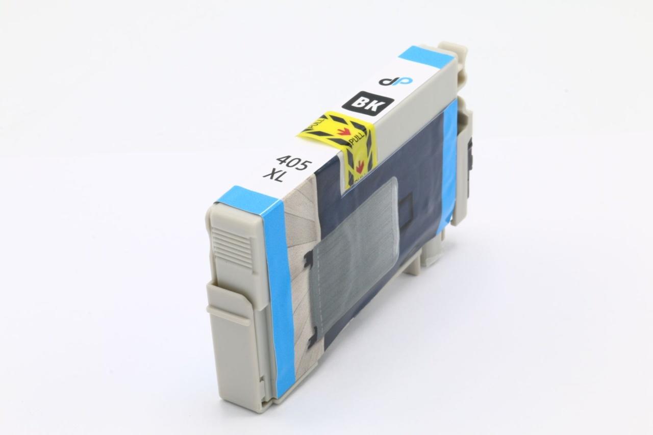 Kompatibel zu Epson 405 XL Tinte schwarz 18,9 ml